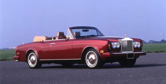 Classic Rolls-Royce Convertibles