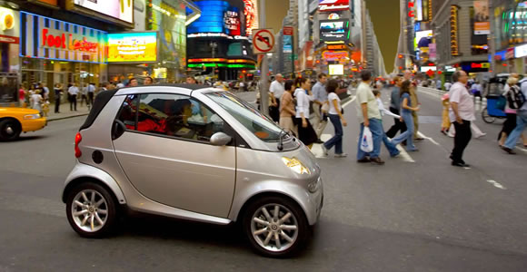 Smart convertible cars