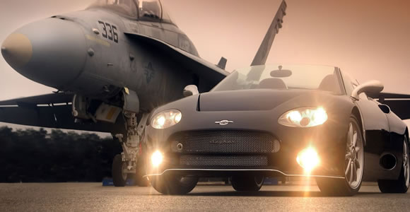Spyker convertible cars