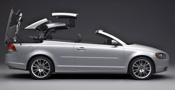 Volvo convertible cars