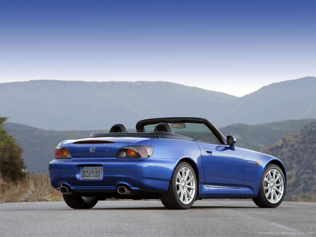 Honda S2000 Roadster Buying Guide