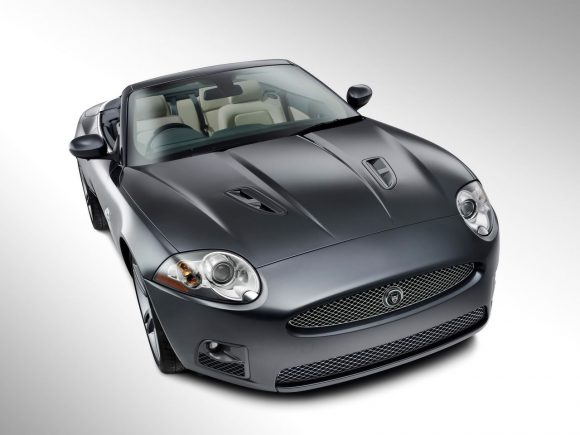 Jaguar XKR Convertible