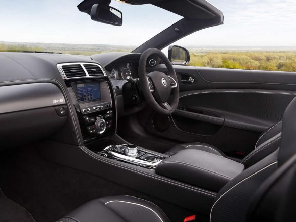 Jaguar XKRS Roadster
