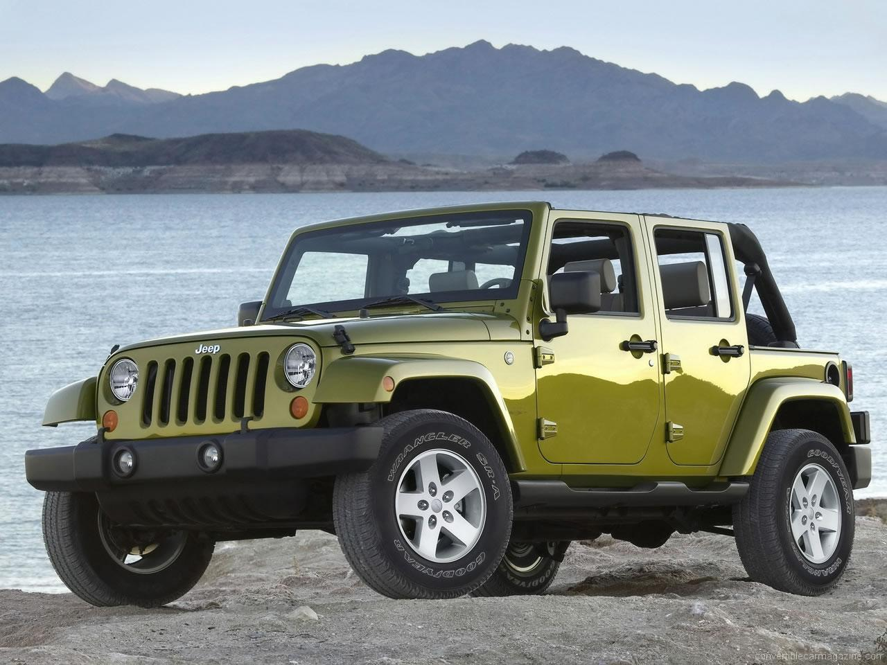 Jeep Wrangler Arctic 2012 Exotic Car Image #04 of 12 : Diesel Station