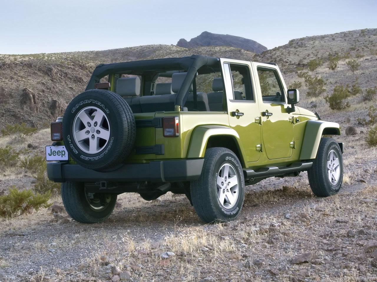 Jeep Wrangler Unlimited Soft Top >> Jeep Wrangler Unlimited Buying Guide