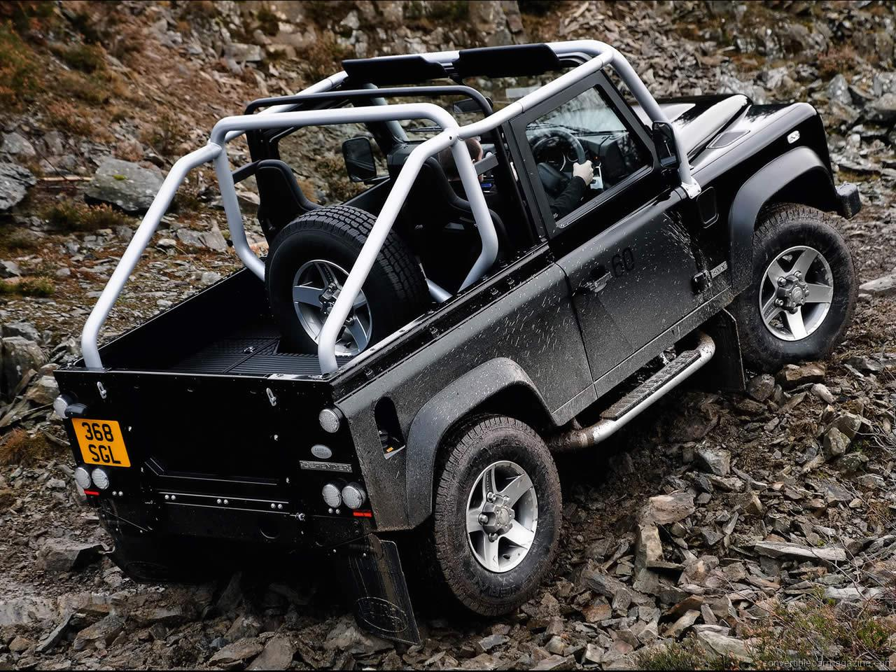 Land Rover Defender SVX Buying Guide