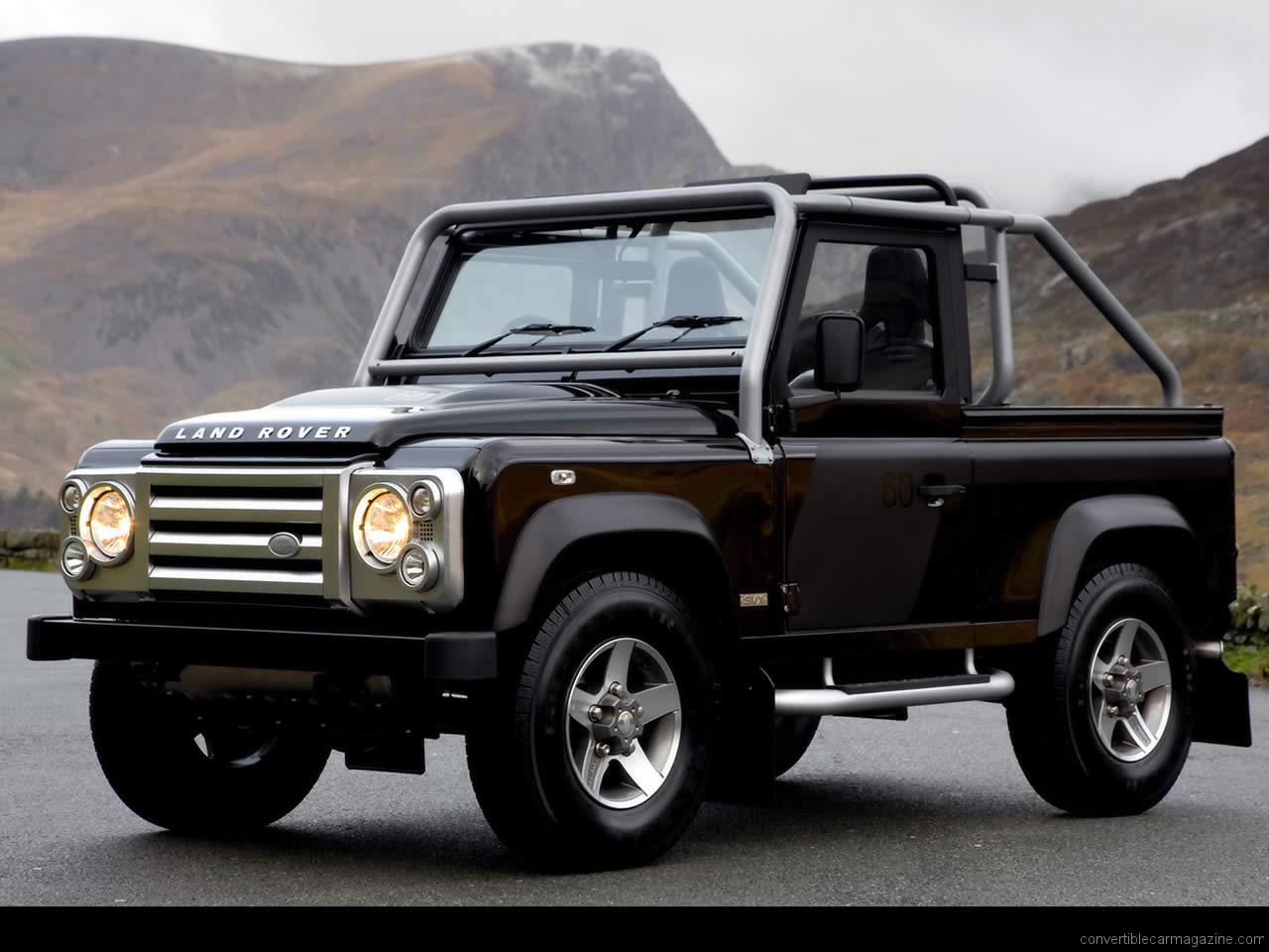 land rover defender svx buying guide. Black Bedroom Furniture Sets. Home Design Ideas