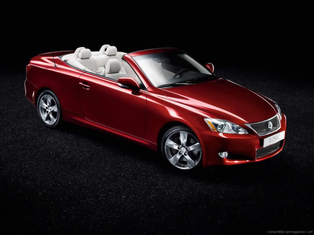 image gallery lexus convertible. Black Bedroom Furniture Sets. Home Design Ideas