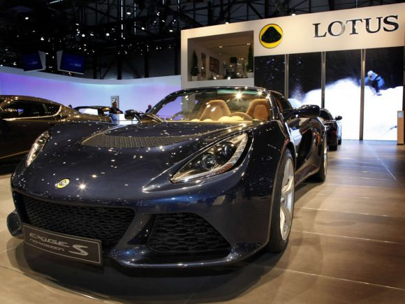 Lotus Exige