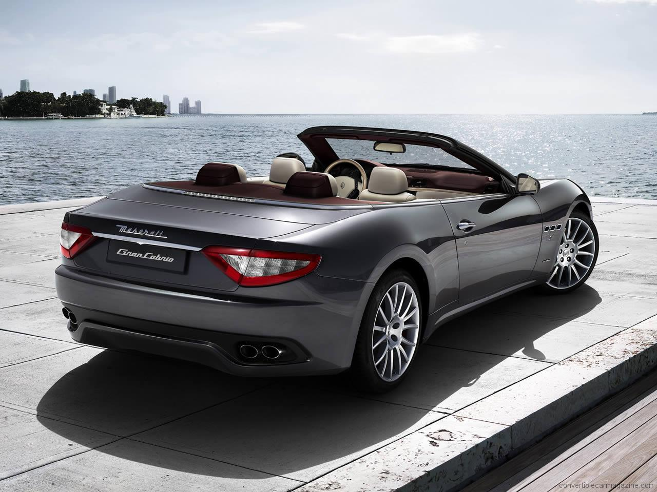 Maserati Grancabrio Buying Guide