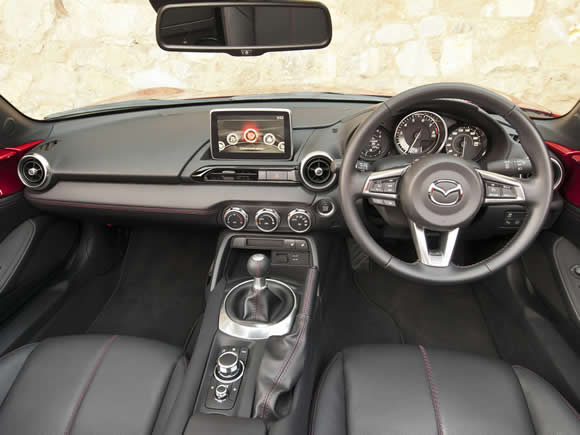 Mazda MX5 ND