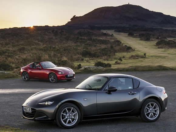 Mazda MX5 RF