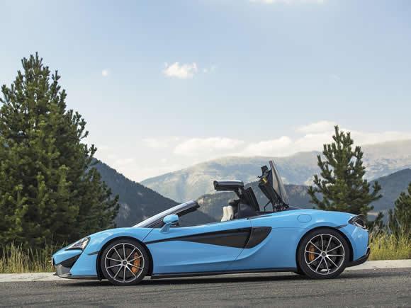 McLaren 570 Spider
