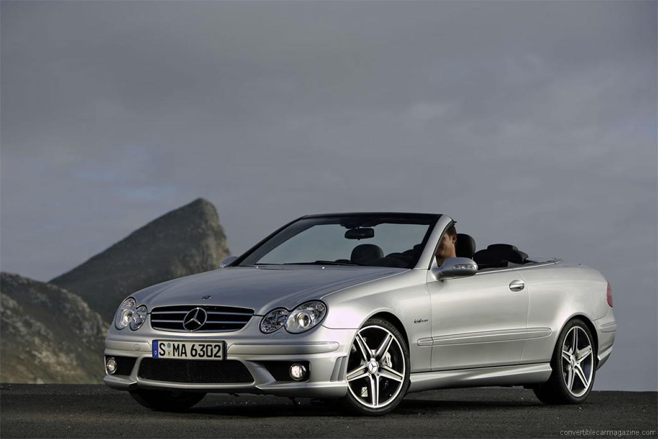Mercedes Benz Clk Cabriolet Buying Guide