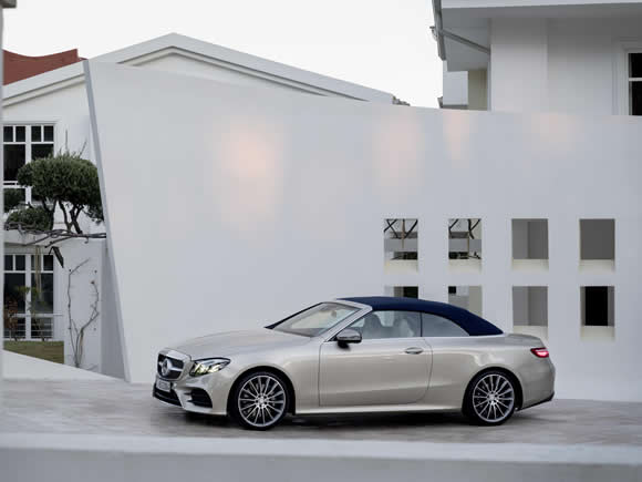 Mercedes E Class a238