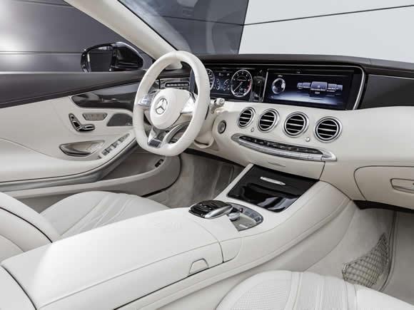 Mercedes S Class AMG