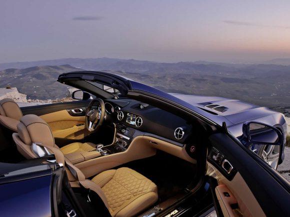 Mercedes SL AMG R231