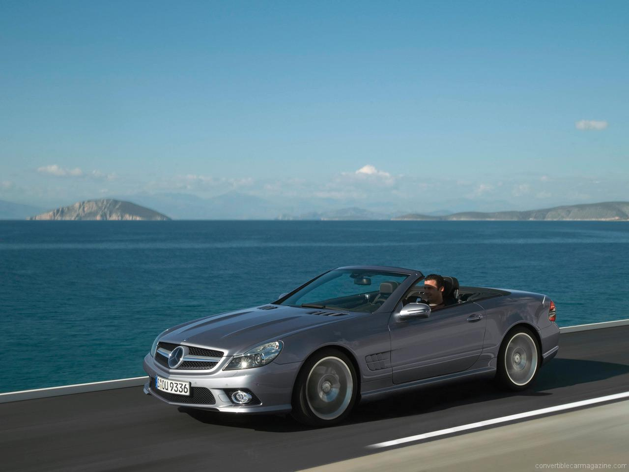 Mercedes sl buyers guide