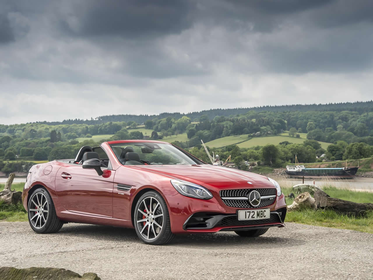 Mercedes Benz Slc 43 Amg Roadster Buying Guide