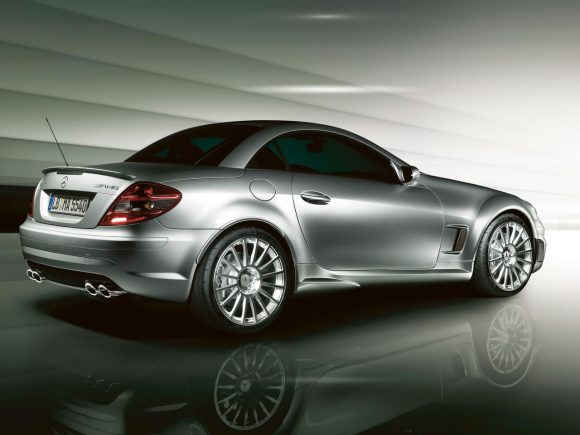 Mercedes SLK AMG mk2