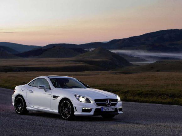 Mercedes SLK AMG mk3