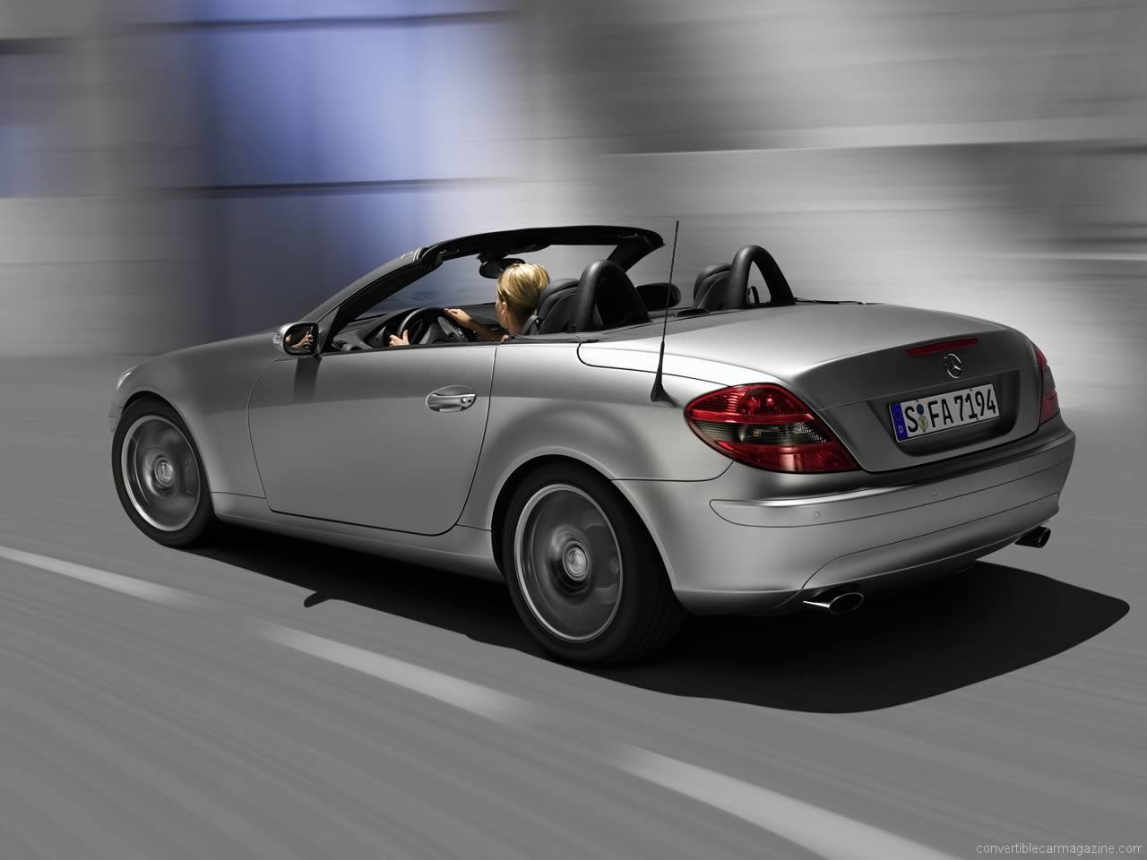 Mercedes Benz Slk 2004 2011 Buying Guide