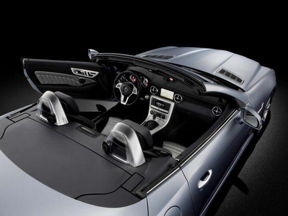 Mercedes SLK mk3