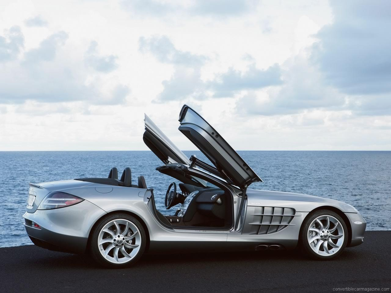 Mercedes benz mclaren slr roadster buying guide for Mercedes benz cars photos