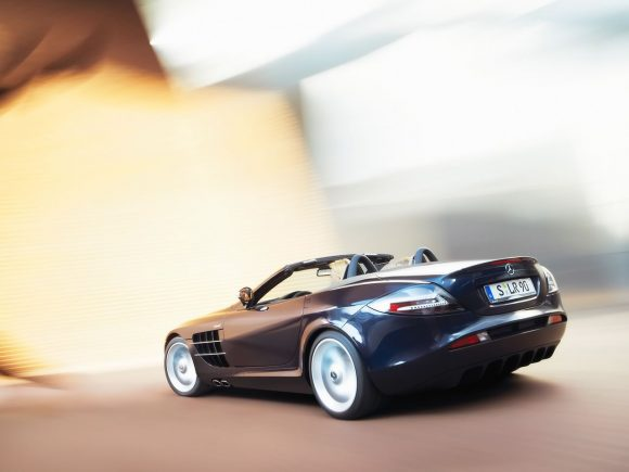 Mercedes SLR McLaren