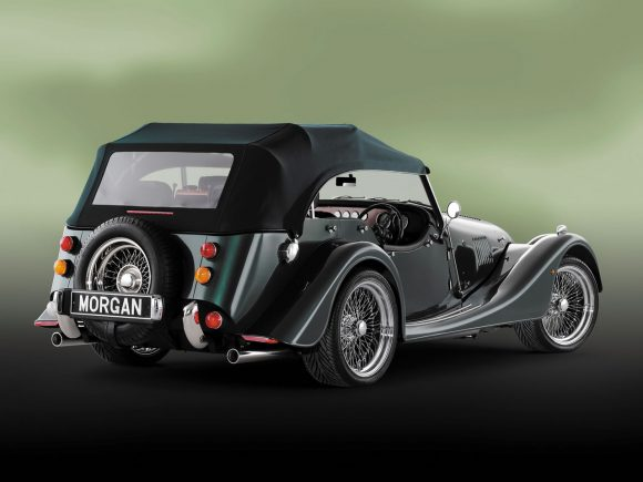 Morgan 4 Seater