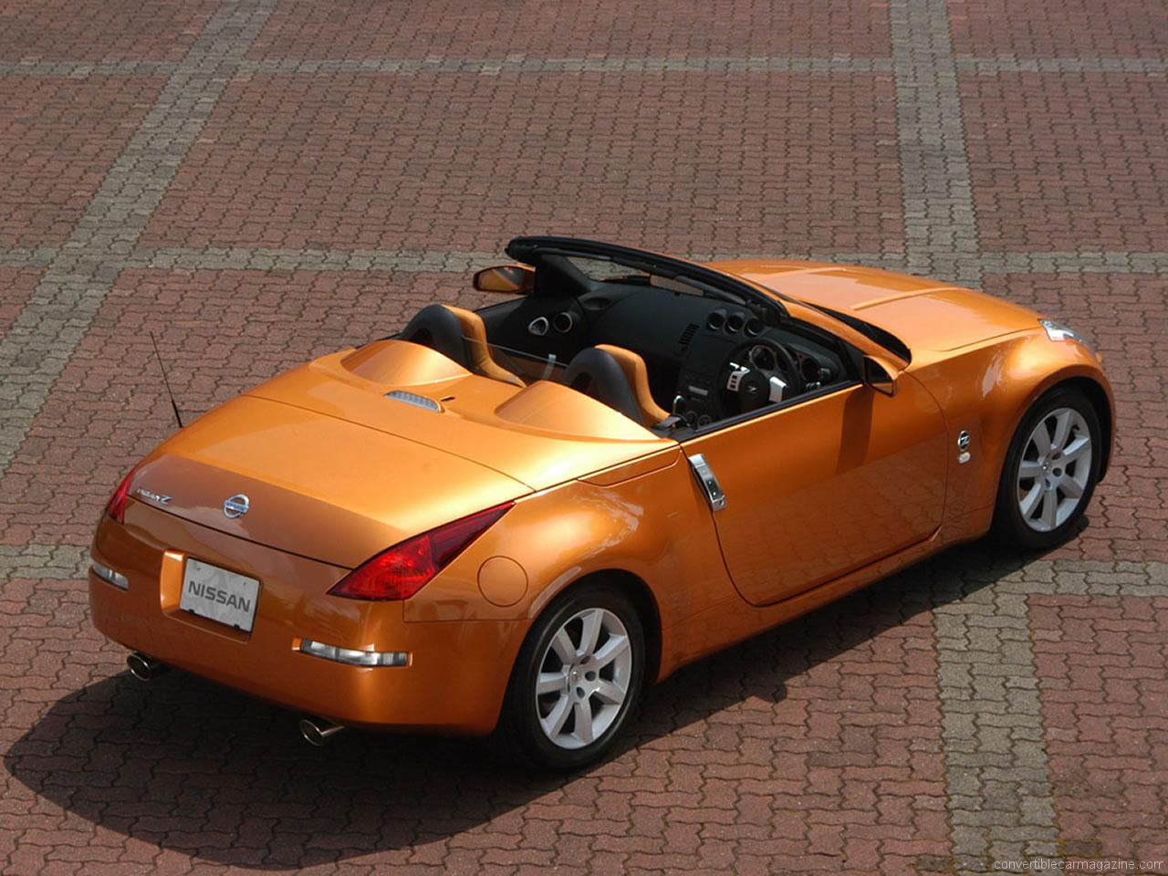 nissan 350z roadster buying guide