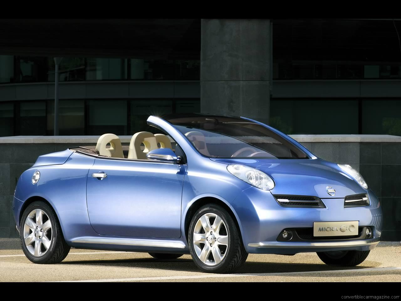 Nissan Micra C+C Buying Guide