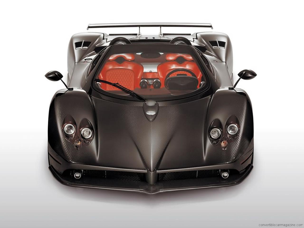 Pagani Zonda Roadster Buying Guide