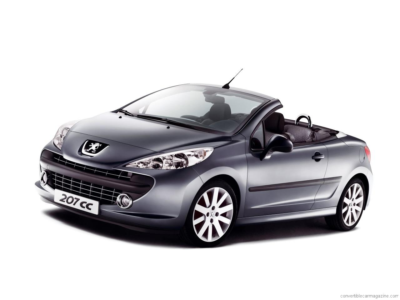 Peugeot 207 cc buying guide - Peugeot 206 coupe cabriolet review ...