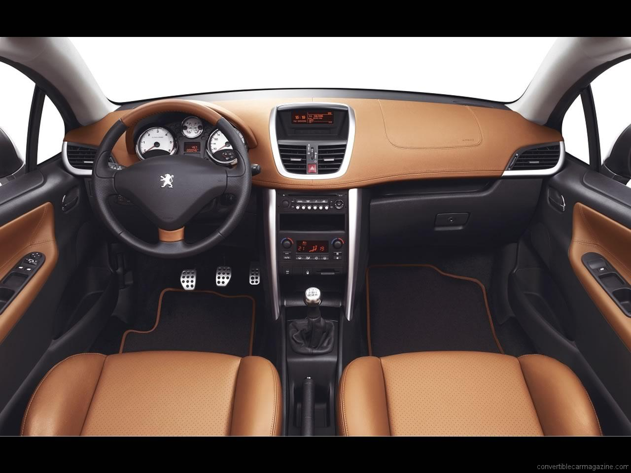 Peugeot 207 CC GT THP