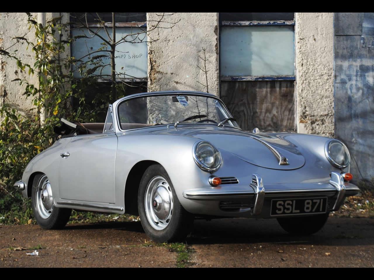 Classic Porsche 356 Convertible Buying Guide