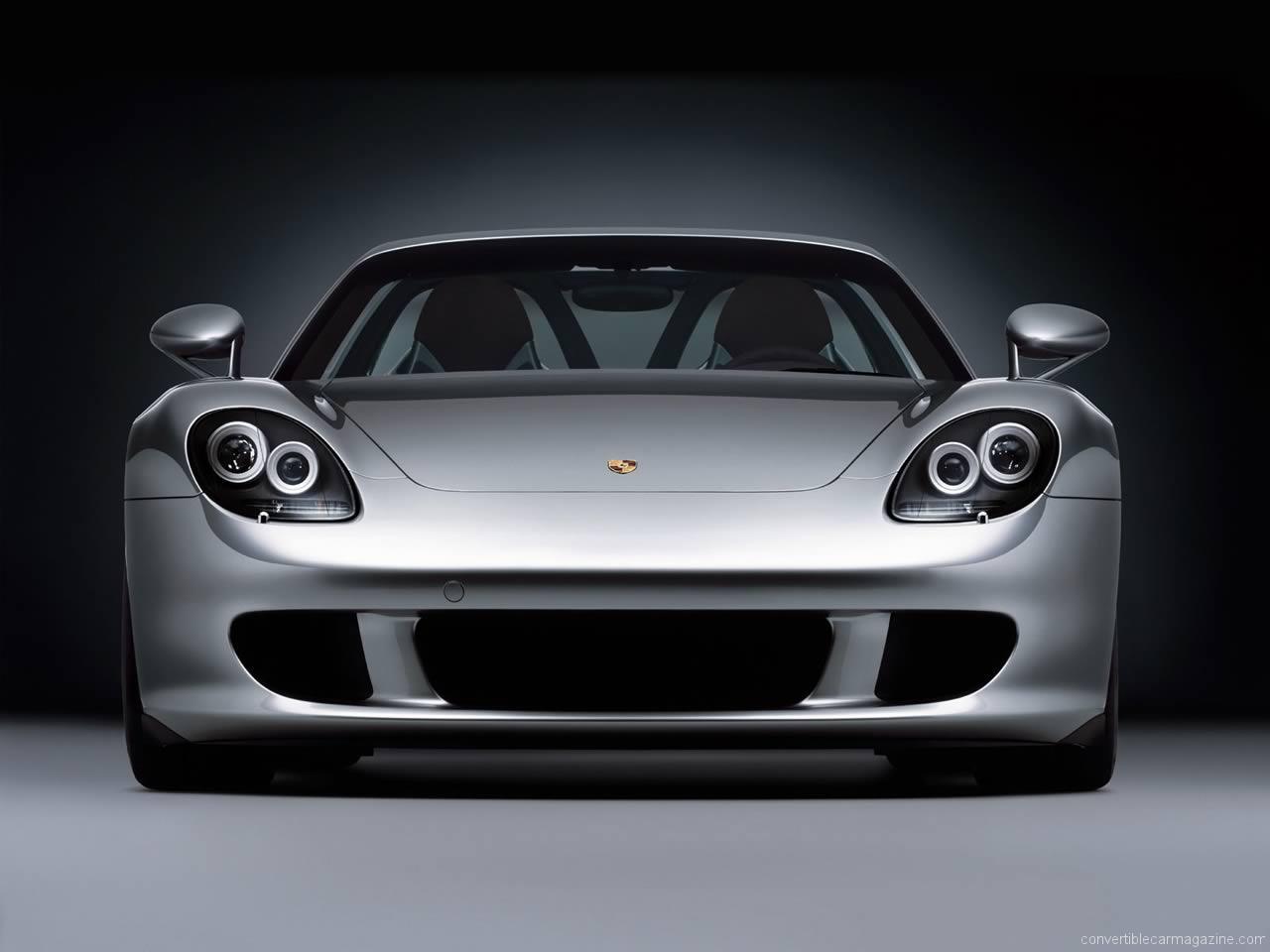 Porsche Carrera gt 2015 Porsche Carrera gt