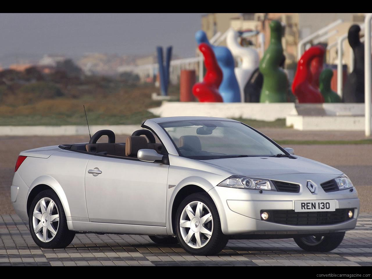 renault megane coupe cabriolet 2003 2009 buying guide. Black Bedroom Furniture Sets. Home Design Ideas