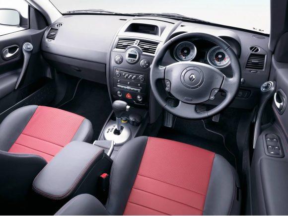 Renault Megane CC Mk1