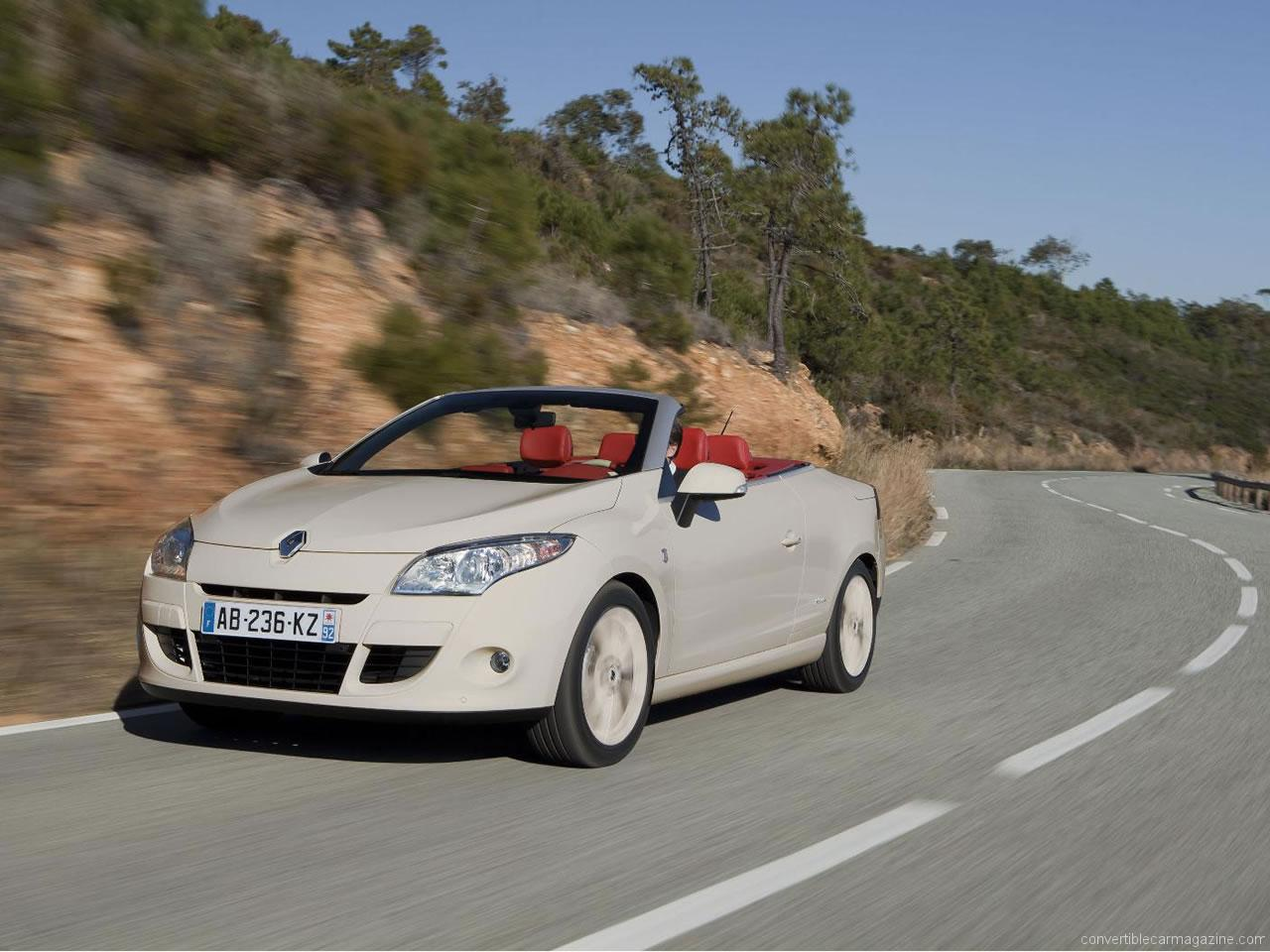 Renault Megane Coupe-Cabriolet Buying Guide