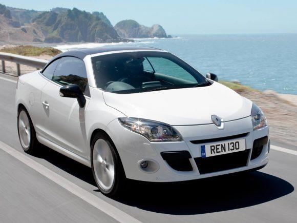 Renault Megane CC Mk2