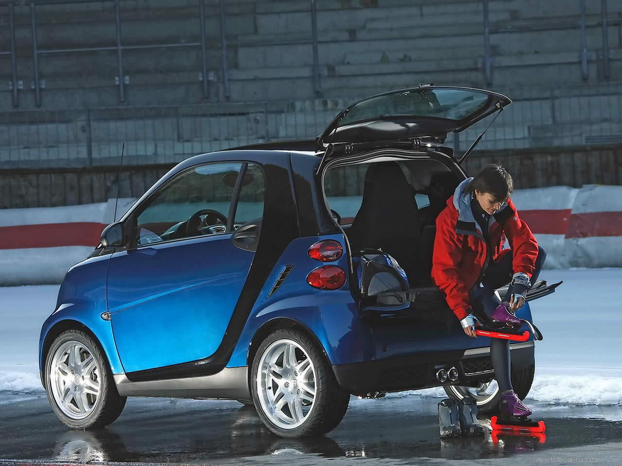 smart fortwo brabus cabrio buying guide. Black Bedroom Furniture Sets. Home Design Ideas