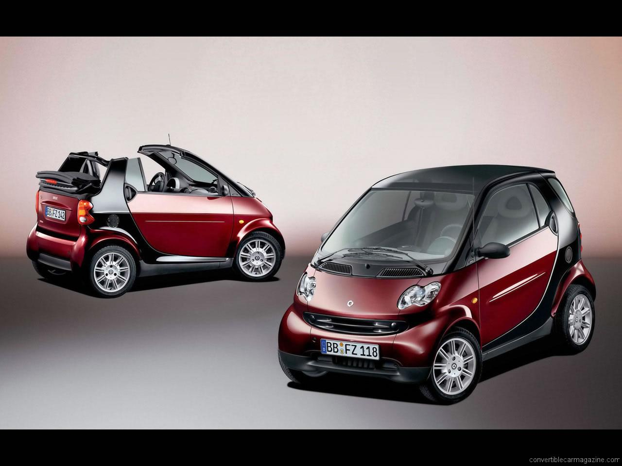 smart fortwo cabrio 2007 2014 buying guide. Black Bedroom Furniture Sets. Home Design Ideas