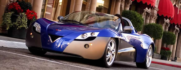 Low Carbon Convertible Cars