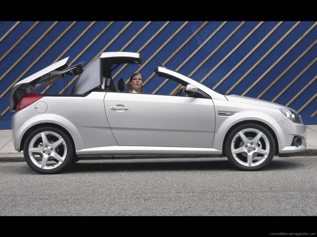 Vauxhall Opel Tigra Twintop Buying Guide