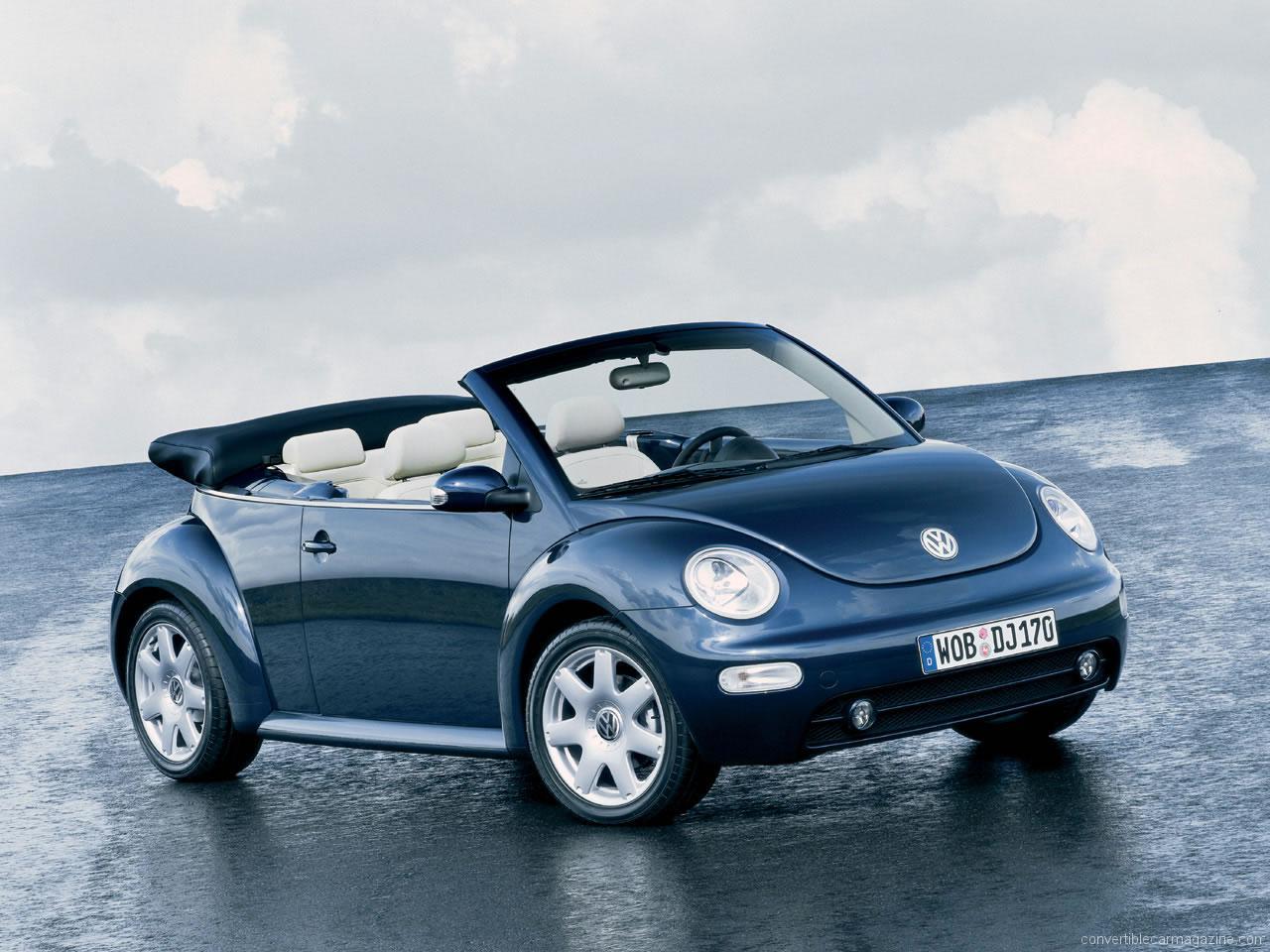 volkswagen beetle cabriolet 2003 2011 buying guide. Black Bedroom Furniture Sets. Home Design Ideas