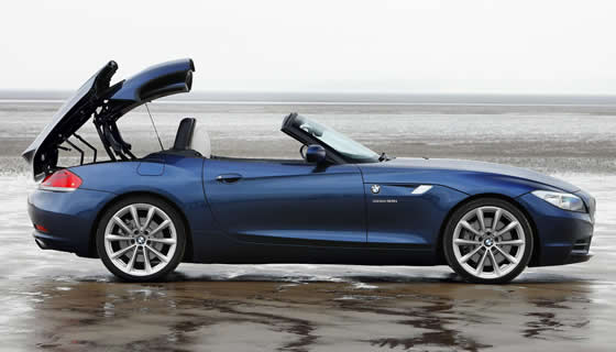 bmw z4 review convertible car magazine. Black Bedroom Furniture Sets. Home Design Ideas