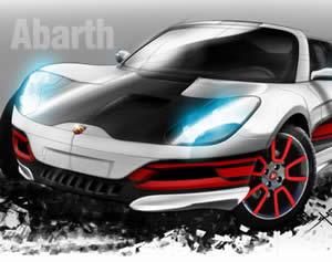 Abarth sportscar