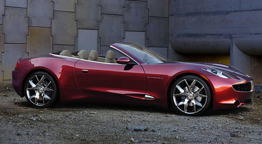 new convertible cars for 2010