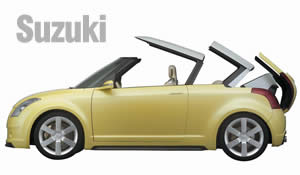 Suzuki Swift Convertible